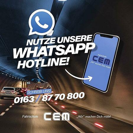 Whatsapp Hotline   Herten